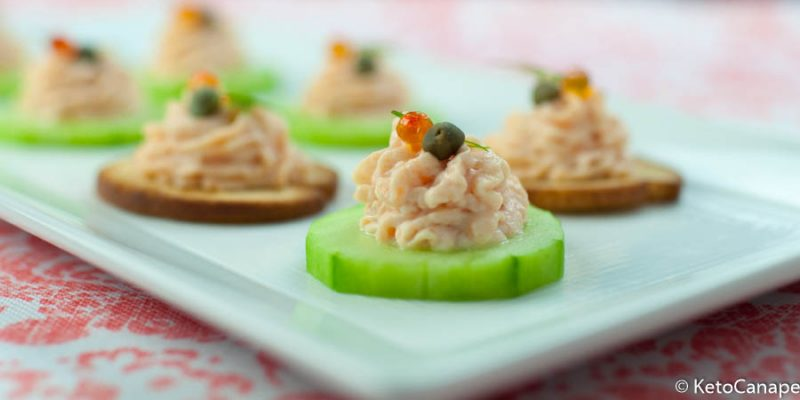 Smoked Salmon Mousse 1