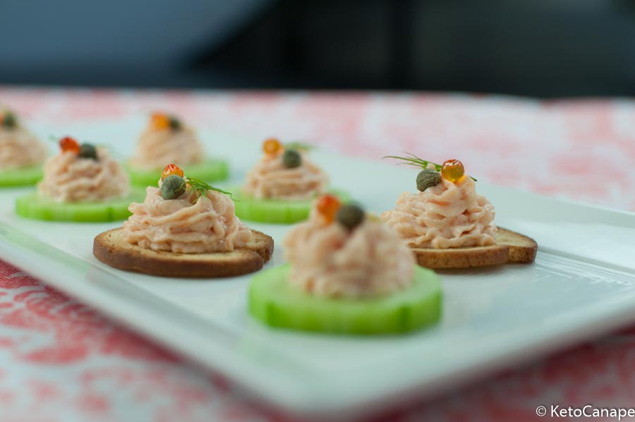 Smoked Salmon Mousse 2