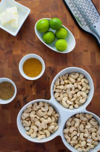 Curry Lime Roasted Cashews 3