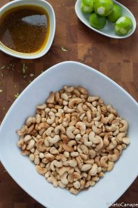Curry Lime Roasted Cashews 5