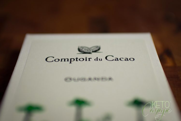 Comptoir du Cacao Chocolate Bar Review